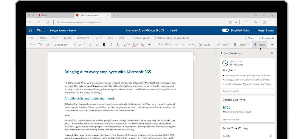 Novo corretor ortográfico do Microsoft Word usará inteligência artificial