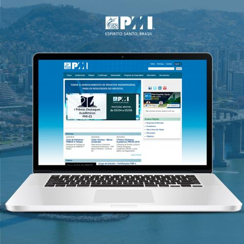 Site do PMI-ES